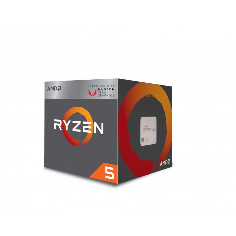 PROCESSADOR AMD RYZEN 5 2400G 3.6GHZ