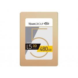 Disco SSD Team Group 480Gb SATA3 L5 LITE 3D - T253TD480G3C101