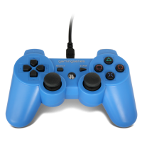 1Life gp:player blue gaming controller PC + PS3