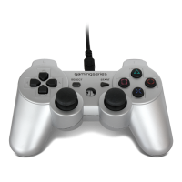 1Life gp:player silver gaming controller PC + PS3
