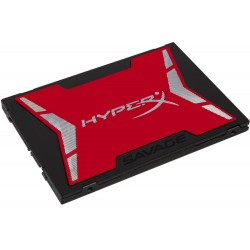 Disco Kingston SSD HyperX 240gb SAVAGE SSD SATA 3 2.5