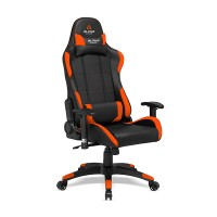 CADEIRA ALPHA GAMER VEGA BLACK / ORANGE
