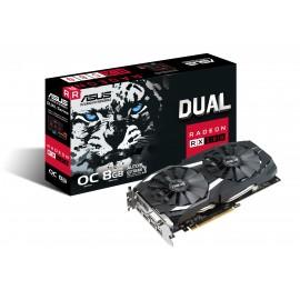 PLACA GRAFICA ASUS DUAL RX580 OC 8GB DDR5