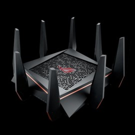 Router ASUS Wir. Tri-Band AC5300 + Oferta Jogo Call Of Duty Black Ops 4