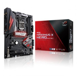 Motherboard Asus Maximus X Hero (Wi-Fi Ac)  + Oferta Jogo Call Of Duty Black Ops 4
