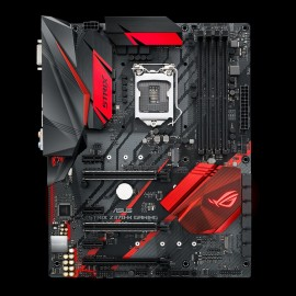 Motherboard Asus Rog Strix Z370-H Gaming + Oferta Jogo Call Of Duty Black Ops 4