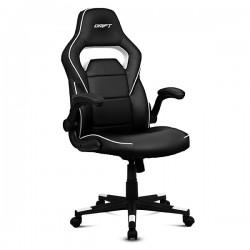 Drift DR75 Black / White Gaming Chair