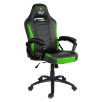 CADEIRA ALPHA GAMER KAPPA BLACK / GREEN