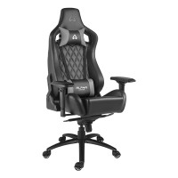 CADEIRA ALPHA GAMER POLARIS OFFICE BLACK