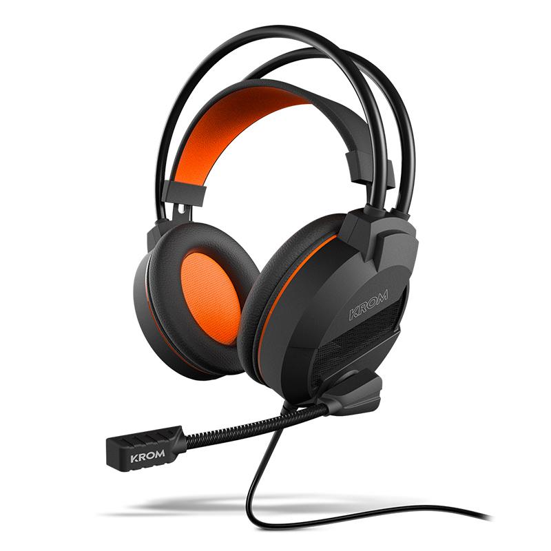 Headset Krom Khami Stereo Gaming