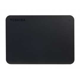 Disco Toshiba 2,5P 2TB USB3.0 CANVIO BASICS BLACK