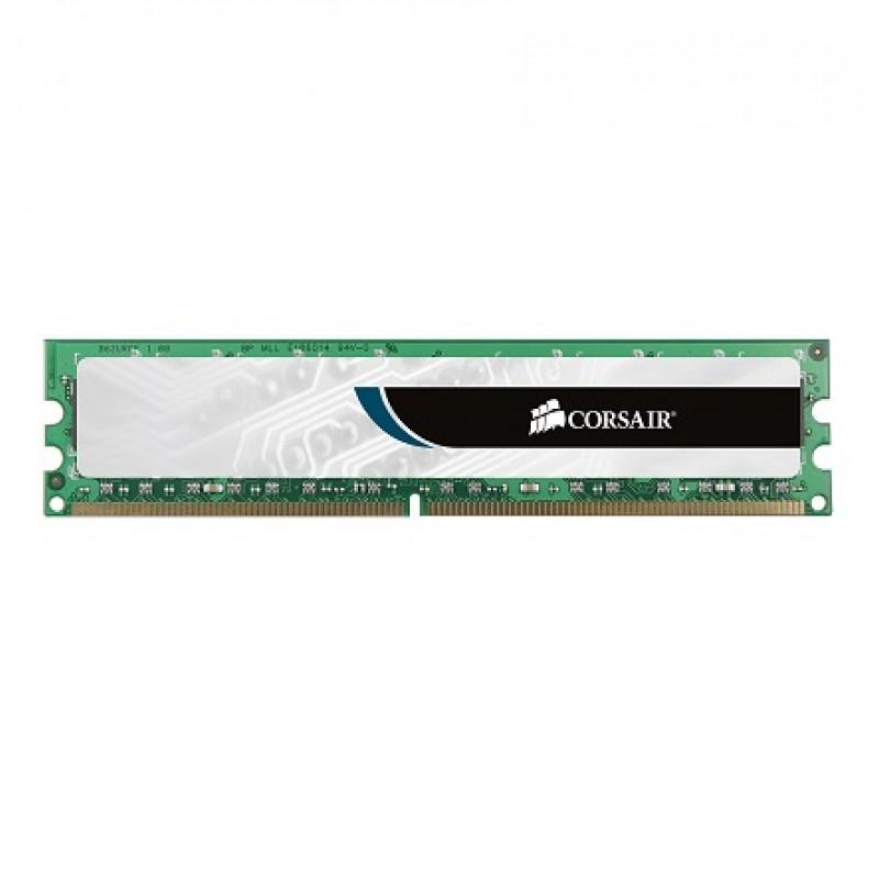 MEMÓRIA RAM CORSAIR VALUESELECT 1GB 667MHZ CL5 DDR2