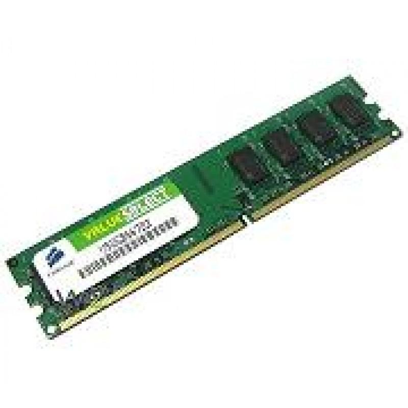 MEMÓRIA RAM CORSAIR VALUESELECT 2GB 667MHZ CL5 DDR2