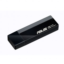 ADAPTADOR ASUS  USB-N13 WIRELESS-N300 USB ADAPTER, UP TO 300MBPS WIRELESS