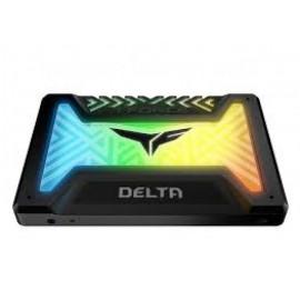 Disco SSD Team Group 250Gb DELTA RGB -560R/500W Preto