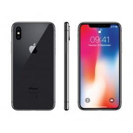 Smartphone Iphone X 256GB Preto Livre (Grade A+ Usado)