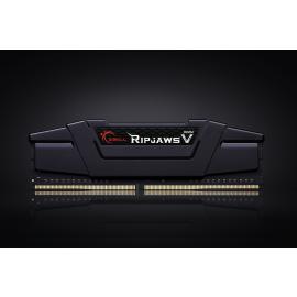 Memória GSKILL DDR4 16GB 3000MHZ 2X288 DIMM CL15 1.2V RIPJAWS V BLACK