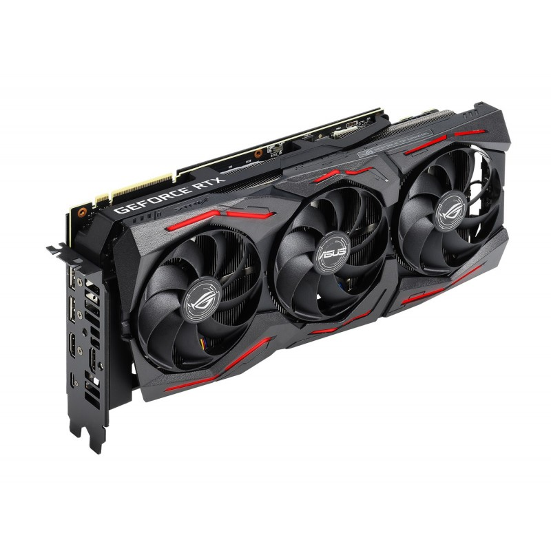 Placa Gráfica ASUS GeForce RTX 2070 SUPER ROG Strix 8GB GPU