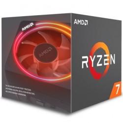 Processador AMD Ryzen 7 2700X 3.7GHz Turbo Cooler Wraith Prism RGB