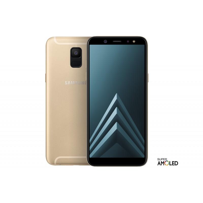 Telemovel Samsung Galaxy A6 32GB Gold