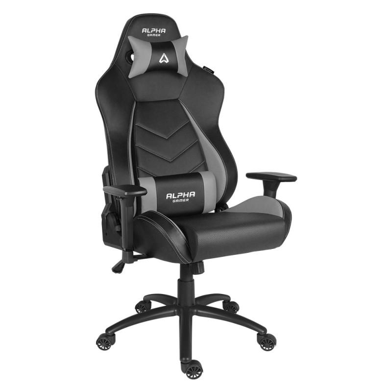 Cadeira Alpha Gamer Astra - Black / Grey