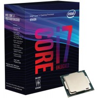 Processador Intel Core i7 8700K (3.7GHz) Socket 1151