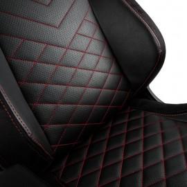 Cadeira Gaming Noblechairs EPIC PU Leather Preto/Vermelho