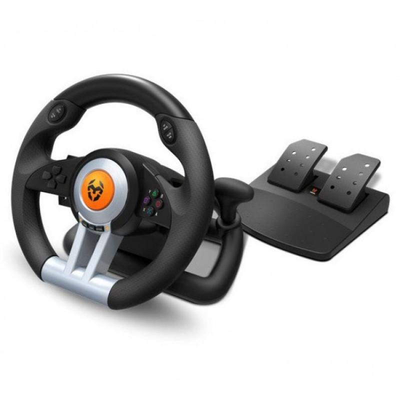 Volante Krom K-Wheel - PC/ PS3/ PS4/ XBOX ONE