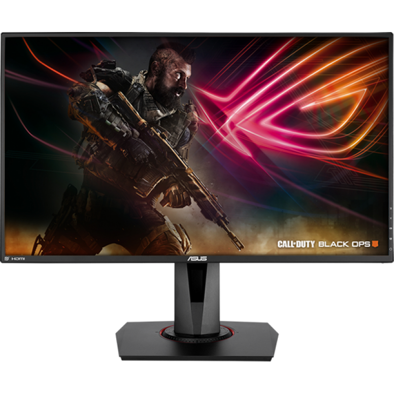 Monitor Asus 27'' VG278Q Gaming + Oferta jogo Call Of Duty Black Ops 4