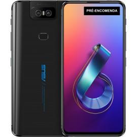 Smartphone ASUS ZenFone 6 - ZS630KL-2A002EU - 6GB/128GB (Midnight Black) [Em trânsito]