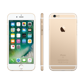 Smartphone Apple iPhone 6S 64GB Gold Livre (Grade A+ Usado)