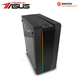 PC Desktop Gaming FPS KILLER AMD - Powered by Asus