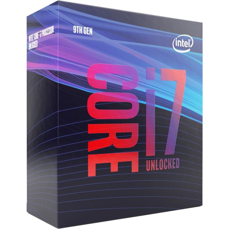 Processador Intel Core i7 9700K (3.6GHz) Socket 1151