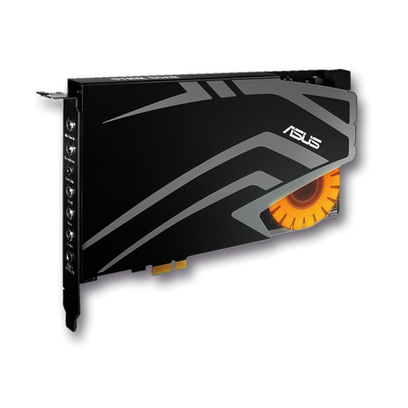 PLACA DE SOM ASUS STRIX SOAR 7.1 PCI-E